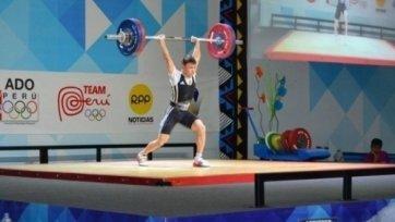 Команда Казахстана взяла первую медаль на Кубке Катара по тяжелой атлетике