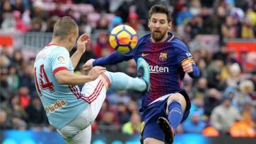 «Барселона» – «Сельта». 22.12.2018. Прогноз и анонс на матч чемпионата Испании