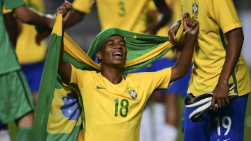«Шахтер» заманил в Украину очередного бразильца