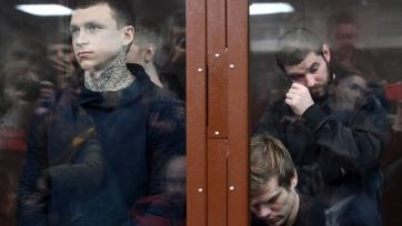 Мамаеву, Кокориным и их другу ужесточили обвинение