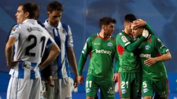 «Реал Сосьедад» – «Алавес» – 0:1. 21.12.2018. Чемпионат Испании. Обзор и видео матча
