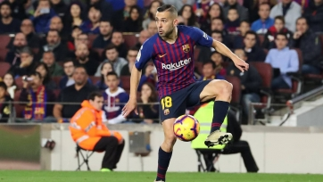 Альба хочет подписать новый контракт с «Барселоной»
