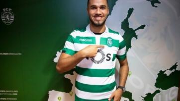 «Спортинг» подписал бразильского нападающего. Клаусула составила 60 млн евро