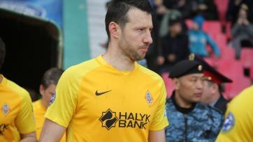 Бывший игрок «Кайрата» может продолжить карьеру в Венгрии