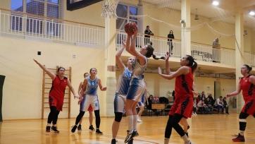 Стартовал 3 тур чемпионата Казахстана по баскетболу среди женщин