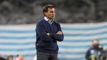 «Реал Сосьедад» уволил главного тренера