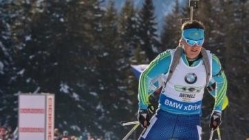 Киреев выиграл спринт на чемпионате Казахстана по биатлону