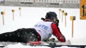 Биатлон. Результаты женской и мужской гонки преследования на чемпионате Казахстана