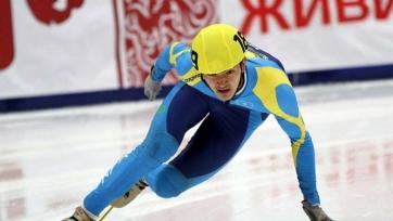 Шорт-трекист из Казахстана получил травму