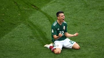 «Челси» намерен усилиться форвардом сборной Мексики
