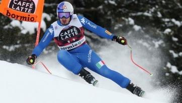 Парис одержал вторую победу на этапе Кубка мира по горным лыжам в Италии