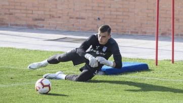 Лунин не хочет в январе возвращаться в «Реал»