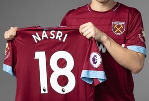 Официально: Насри подписал контракт с «Вест Хэмом»