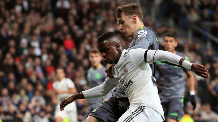 «Реал» - «Реал Сосьедад» - 0:2. Текстовая трансляция матча