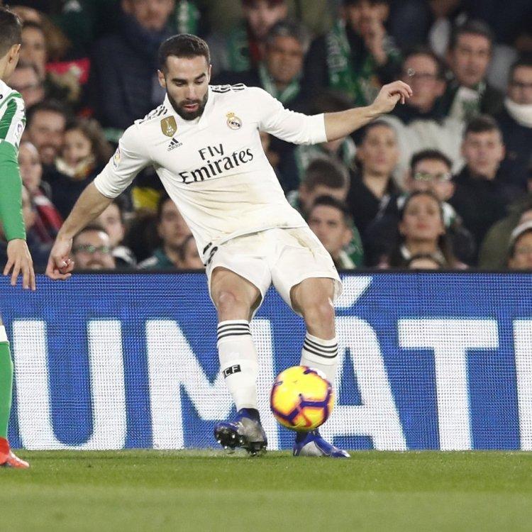 «Бетис» - «Реал» - 1:2. Текстовая трансляция матча