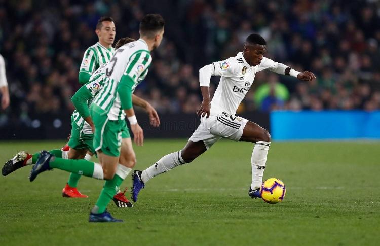 «Бетис» - «Реал» - 1:2. 13.01.2019. Чемпионат Испании. Обзор и видео матча