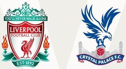 Ливерпуль кристал пэлас смотреть