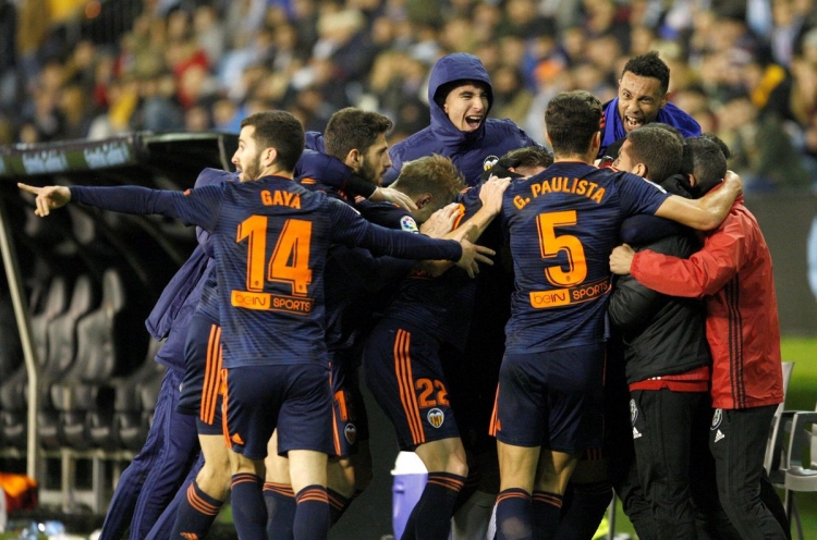 «Сельта» – «Валенсия» – 1:2. 19.01.2019. Чемпионат Испании. Обзор и видео матча