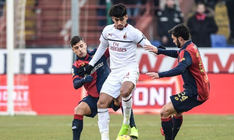 «Дженоа» – «Милан» – 0:2. 21.01.2019. Чемпионат Италии. Обзор и видео матча