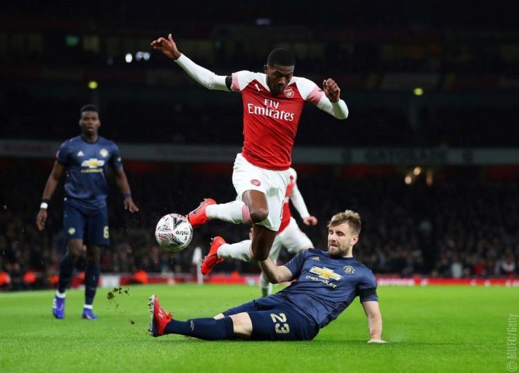 «Арсенал» – «Манчестер Юнайтед» - 1:3. Текстовая трансляция матча