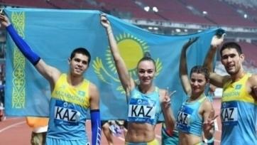 Объявлен состав сборной Казахстана по легкой атлетике на 2019 год