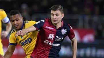 «Кальяри» отверг щедрое предложение «Наполи» и продлил контракт с Бареллой