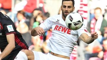 Основной защитник сборной Албании вернулся в Германию