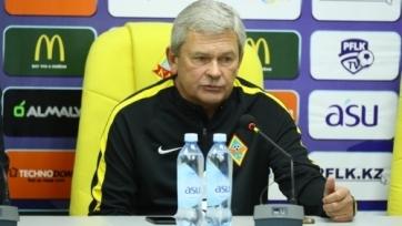 «Кайрат» определился с тренерским штабом новой команды Первой лиги