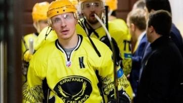Участник пяти чемпионатов мира покинул «Сарыарку»
