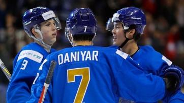 Два казахстанца делят третье место в списке лучших ассистентов МЧМ-2019