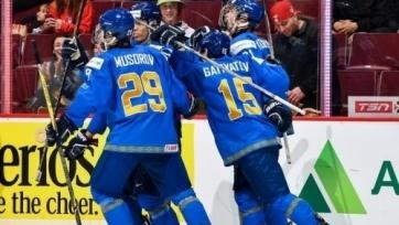 Нападающий сборной Казахстана попал в тройку лучших бомбардиров МЧМ-2019