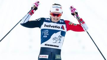 Ингвильд Эстберг - чемпионка многодневки Тур де Ски