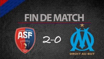 «Марсель» вылетел из Кубка Франции на стадии 1/32 финала от клуба четвертого дивизиона