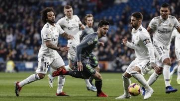 «Реал Сосьедад» шокировал «Реал» на «Сантьяго Бернабеу»