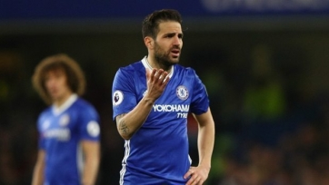 «Челси» хочет за Фабрегаса 12 млн евро