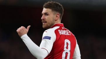 «Ювентус» намерен заплатить «Арсеналу» за досрочный переход Рэмси