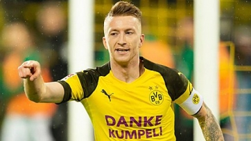 Ройс — лучший игрок первого круга Бундеслиги