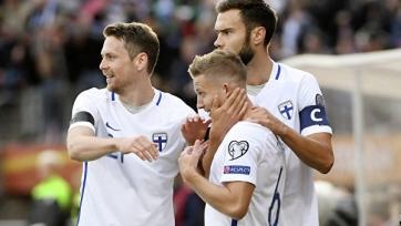Финляндия минимально одолела Швецию в спарринге