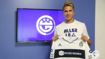 Младший сын Диего Симеоне сменил команду в Аргентине