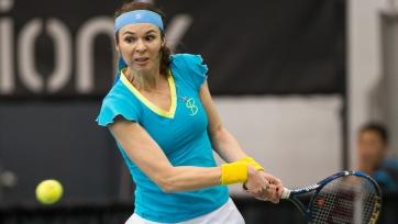 Воскобоева завершила выступления в паре на Australian Open