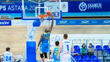 Баскетбол. «Астана» разгромила «Кокшетау»