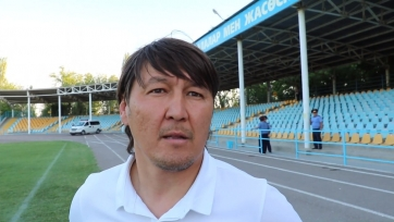 «Махтаарал» начал второй сбор с новым главным тренером