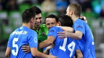 Футзальная сборная Казахстана проведет сбор и два спарринга