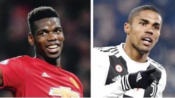 «Манчестер Юнайтед» предлагает Погба в обмен на Дугласа Косту