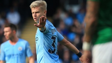Украинец Зинченко может покинуть «Манчестер Сити»