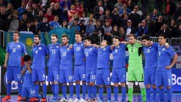 Назван состав футзальной сборной Казахстана на январско-февральский сбор