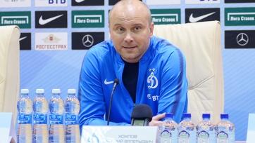 Хохлов: «Динамо» заслуживает то место, которое занимает»