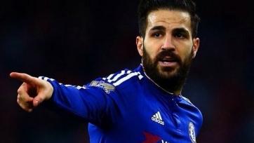 Фабрегас: «Мне грустно прощаться с «Челси»