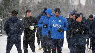 В «Ордабасы» назвали игроков, готовящихся к новому сезону