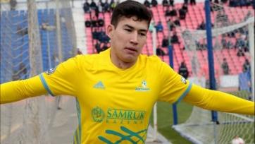 «Ростов» сообщил о подписании хавбека «Астаны» и сборной Казахстана